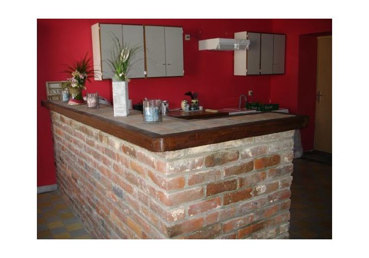 Immobiliere nicola saldi hantes wih ries fermette - Cuisine style fermette ...