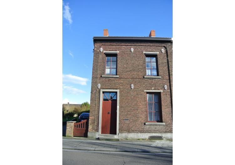 Home Le Foyer Strepy Bracquegnies : Immobiliere nicola saldi strépy bracquegnies maison